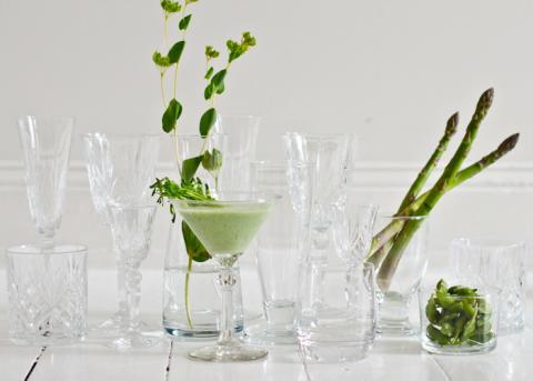 20% rabatt på alla glas!