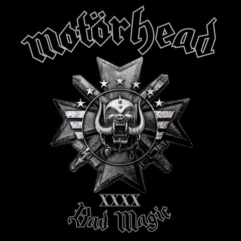 Motörhead To Release Their 22nd Studio album BAD MAGIC on August 28th 2015 UDR Music/Motörhead Records