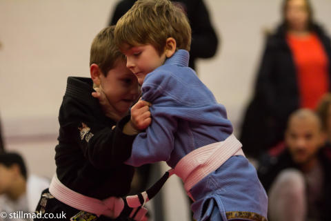 New Kids BJJ League for North East England in 2016