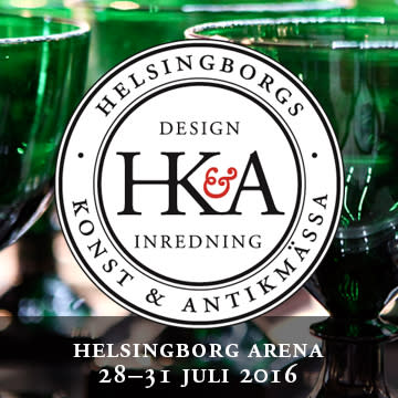 Inbjudan till pressvisning, Helsingborgs Konst- & Antikmässa