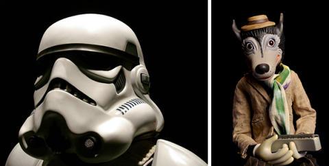 Sportlov, Star Wars, skräp och ostygga vargen