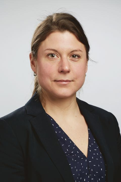 Anna Jähnke, Arbetsmarknadsnämndens ordförande.