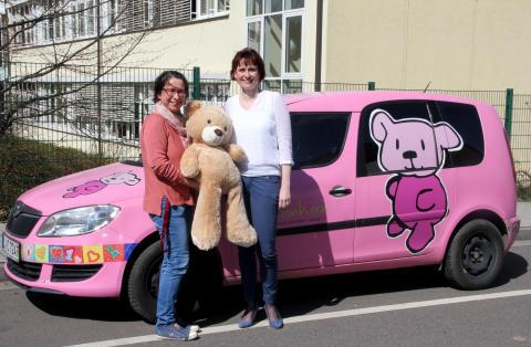 Steuerberatungsgesellschaft Freund & Partner feiert 25-jähriges Jubiläum: Gäste spenden für Bärenherz