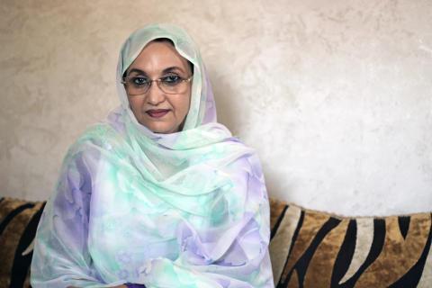 Aminatou Haidar får Right Livelihood-priset 2019