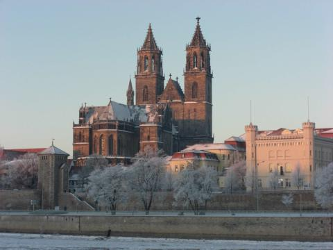 Magdeburg Cathedral_Germany