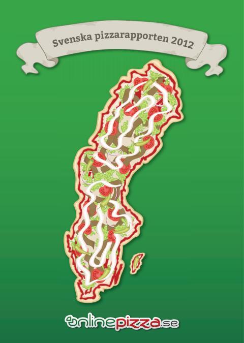 Svenska Pizzarapporten 2012