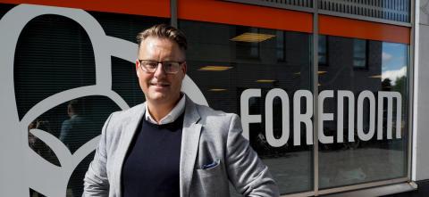 Tidigare Driftsdirektör för Clarion Hotels Sverige rekryterad till Forenom