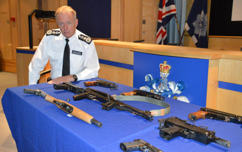 Commissioner launches Operation Viper