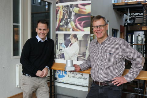 Smart radonsensor vinner Stora Inneklimatpriset 2018