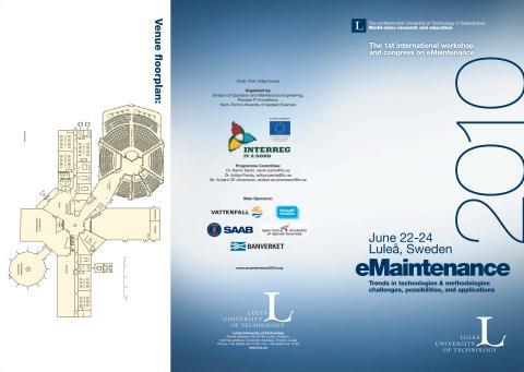 eMaintenance 2010 Program