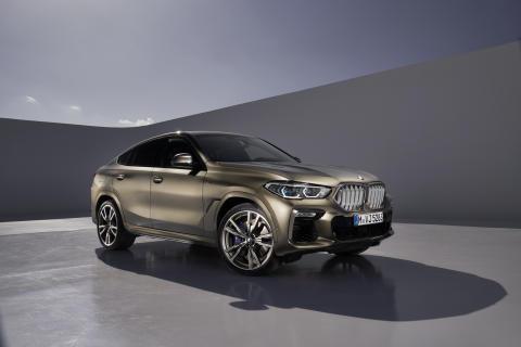 Uusi BMW X6, kuva 4