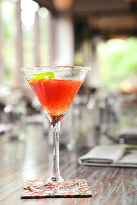 Creative Cocktail at Jendela House, Ubud, Bali