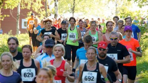 Pressmöte 4 maj 2016 - Kinnekulle Trail Run – en utmaning för alla åldrar