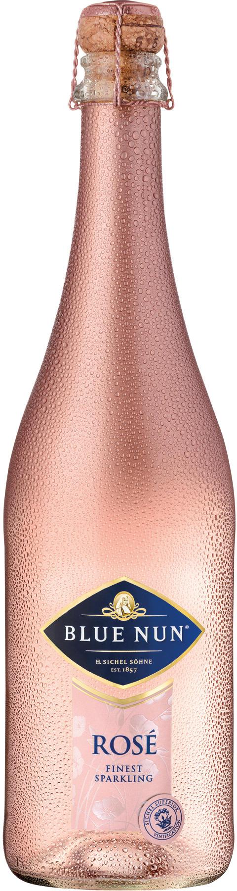 Blue Nun Sparkling Rosé -kuohuviini