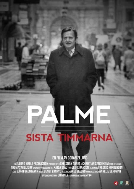 Vad kan mordet på Palme för 30 år sen lära dagens skolelever?