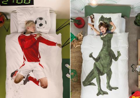 Nya roliga sängkläder från Snurk
