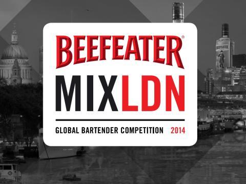 Deltagere i Beefeater Konkurransen