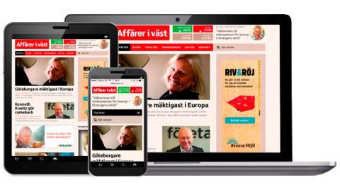 Ny mötesplats för affärslivet i och kring Göteborg