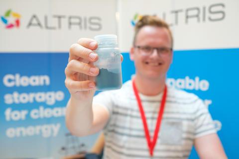 Tim Nordh utsedd till en av Sveriges mest innovativa entreprenörer