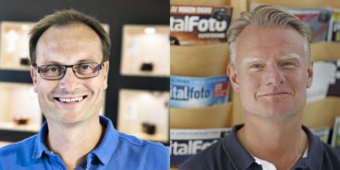 Nya platschefer på Scandinavian Photo i Stockholm och Bankeryd
