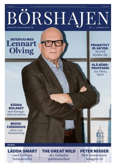 Tidningen Börshajen (nr 1 2017)
