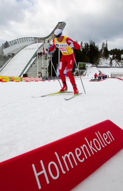 75 000 sålda biljetter på tre veckor till skid-VM i Oslo
