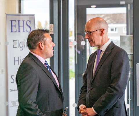 MSP JOHN SWINNEY_ELGIN HIGH SCHOOL OPENING_22 OCTOBER 2018_ AR704491-Edit