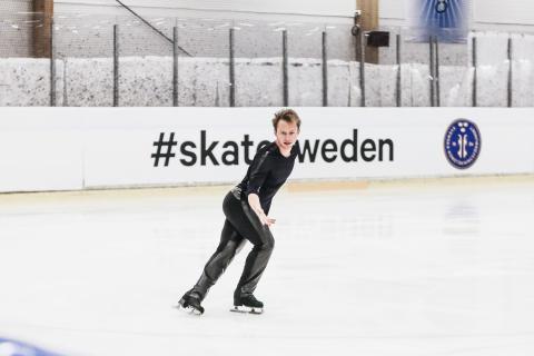 Landslagsläger i helgen och säsongsstart för svensk konståkning