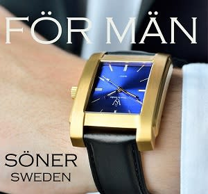 - launch of elegant Swedish watch brand - Everyday Luxury Watches for Men