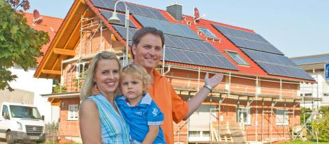 Alltfler solceller på Skånes tak