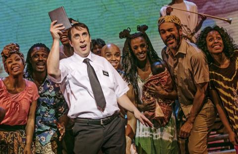 The Book of Mormon China Teatern6