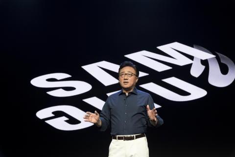 DJ Koh under Samsung Developer Conference 2018_3