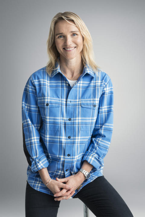 Camilla Monefeldt Kirstein, Affärsområdeschef Snickers Workwear