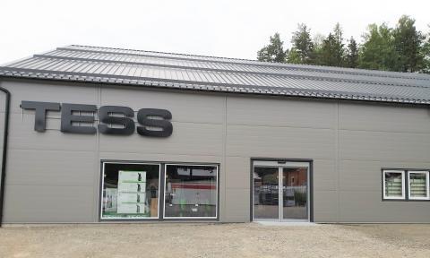 TESS Moelv åpnet nytt servicesenter