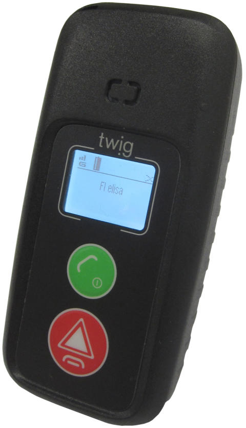 Nyhet! Protector Easy - personlarm och larmtelefon med display!