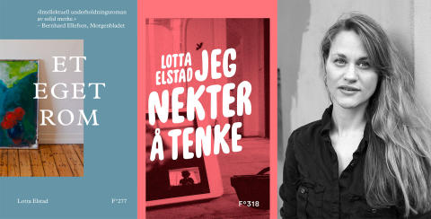 Stor internasjonal interesse for Lotta Elstad