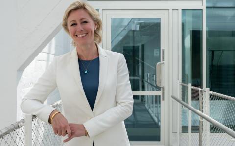 Louise Barnekow blir administrerende direktør i Mynewsdesk