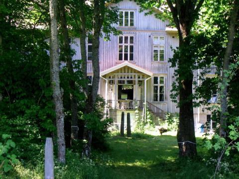 Huset vid vägens slut - om tiden då Vrångsholmen var ett skyddshem