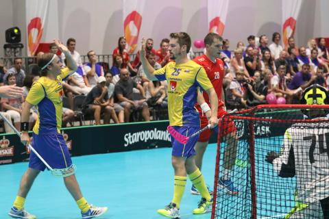 Sverige klart för final i The World Games