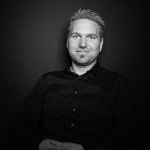 Arom-dekor Kemi Herman Bruno Sales Manager, Sweden