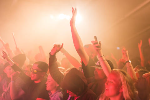 Shaka Loveless, Chinah, Saveus & Jono McCleery til Wonderfestiwall