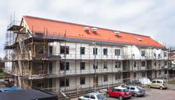 REDAir FLEX när nytt passivhus byggs i falkenberg