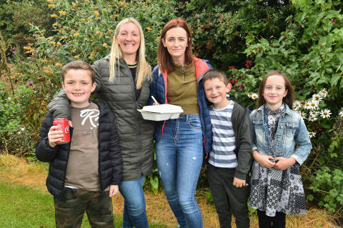 A great 'thyme' had to celebrate National Allotments Week