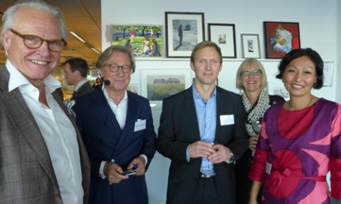 Norsk-svensk MBA-stipendiat utsedd