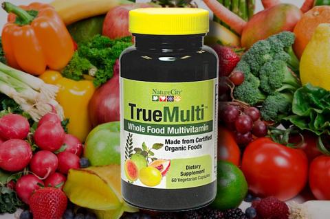 Naturlig multivitamin gjord på ekologiska frukter lanseras i Sverige