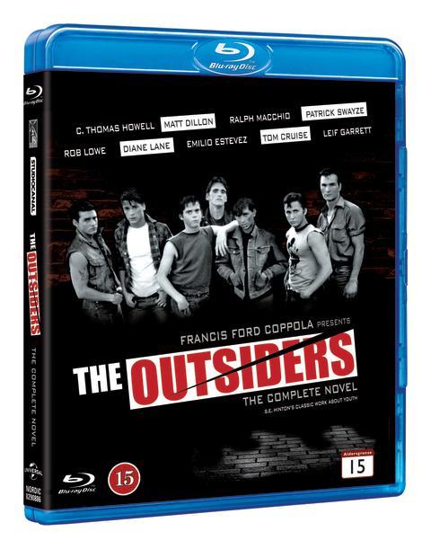 The Outsiders - på Blu-ray 24 oktober