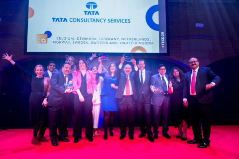 TCS er udnævnt som bedste IT-arbejdsplads i Danmark