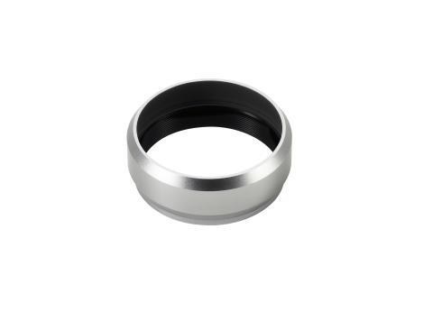 X70 lens hood silver