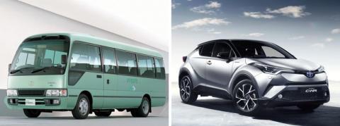 Toyotas hybridproduktion fyller 20 år