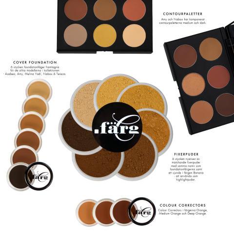 Produkter från Melanin Queens Selection
